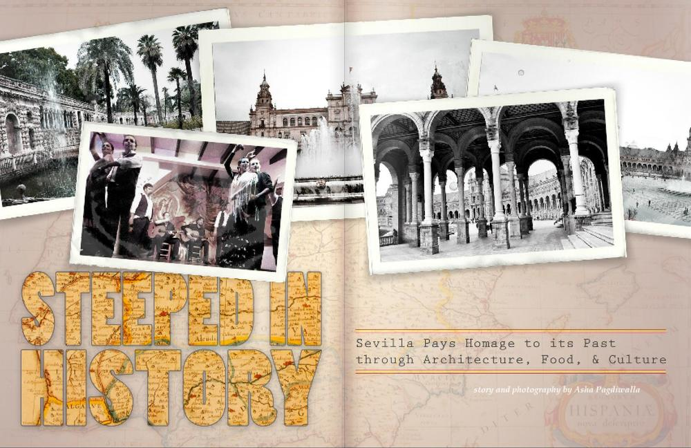 Sevilla Travels - Spenser