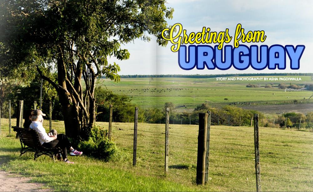Uruguay - Spenser Mag