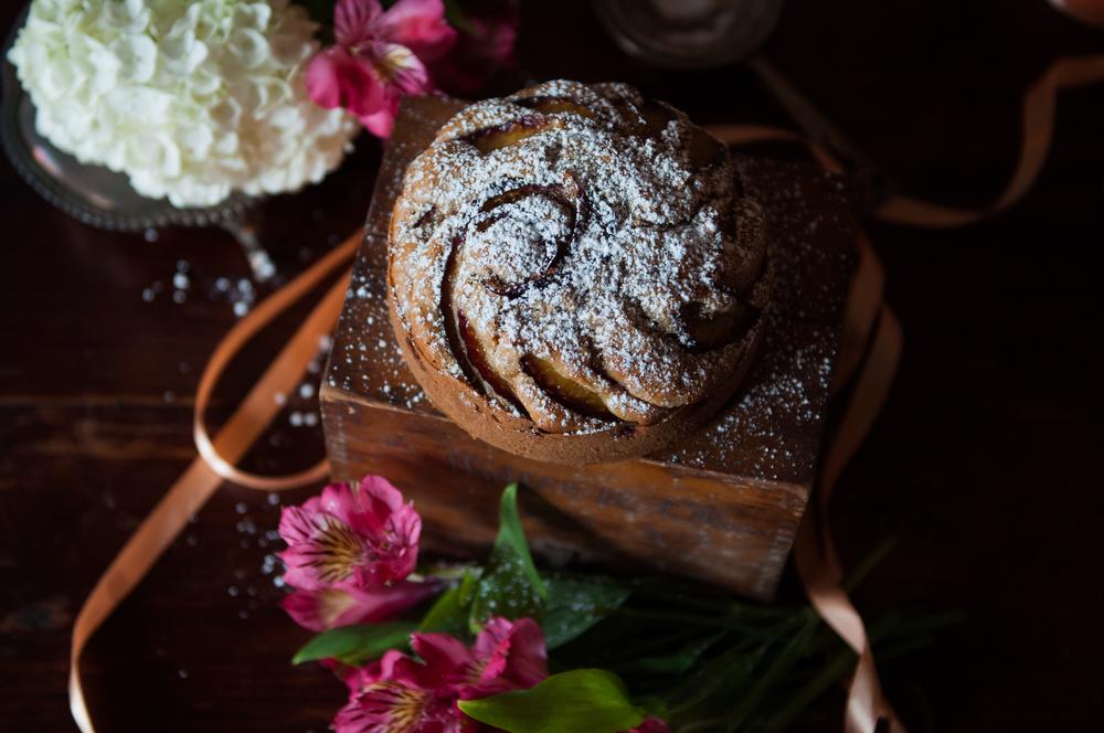 GLUTEN FREE CHESTNUT AND FRUIT CAKE