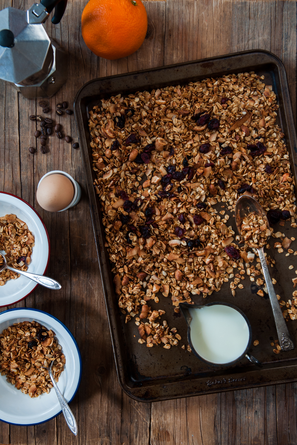 TIPS FOR THE BEST HOMEMADE GRANOLA