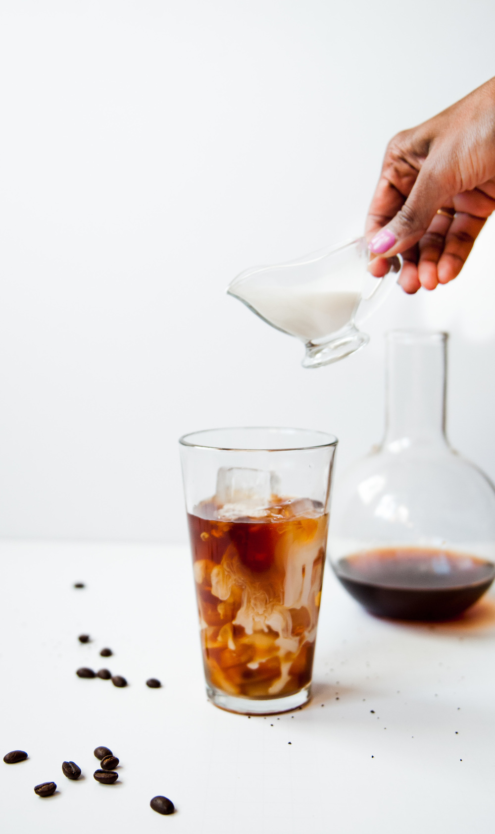 COLD BREW FRENCH PRESS COFFEE