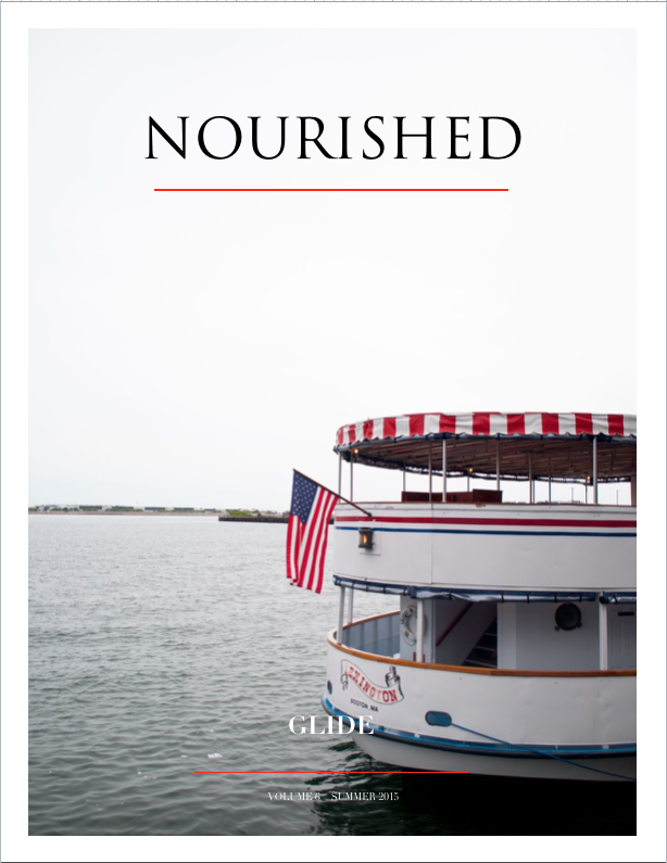 SUMMER 2015 ISSUE - NOURISHED OUT NOW
