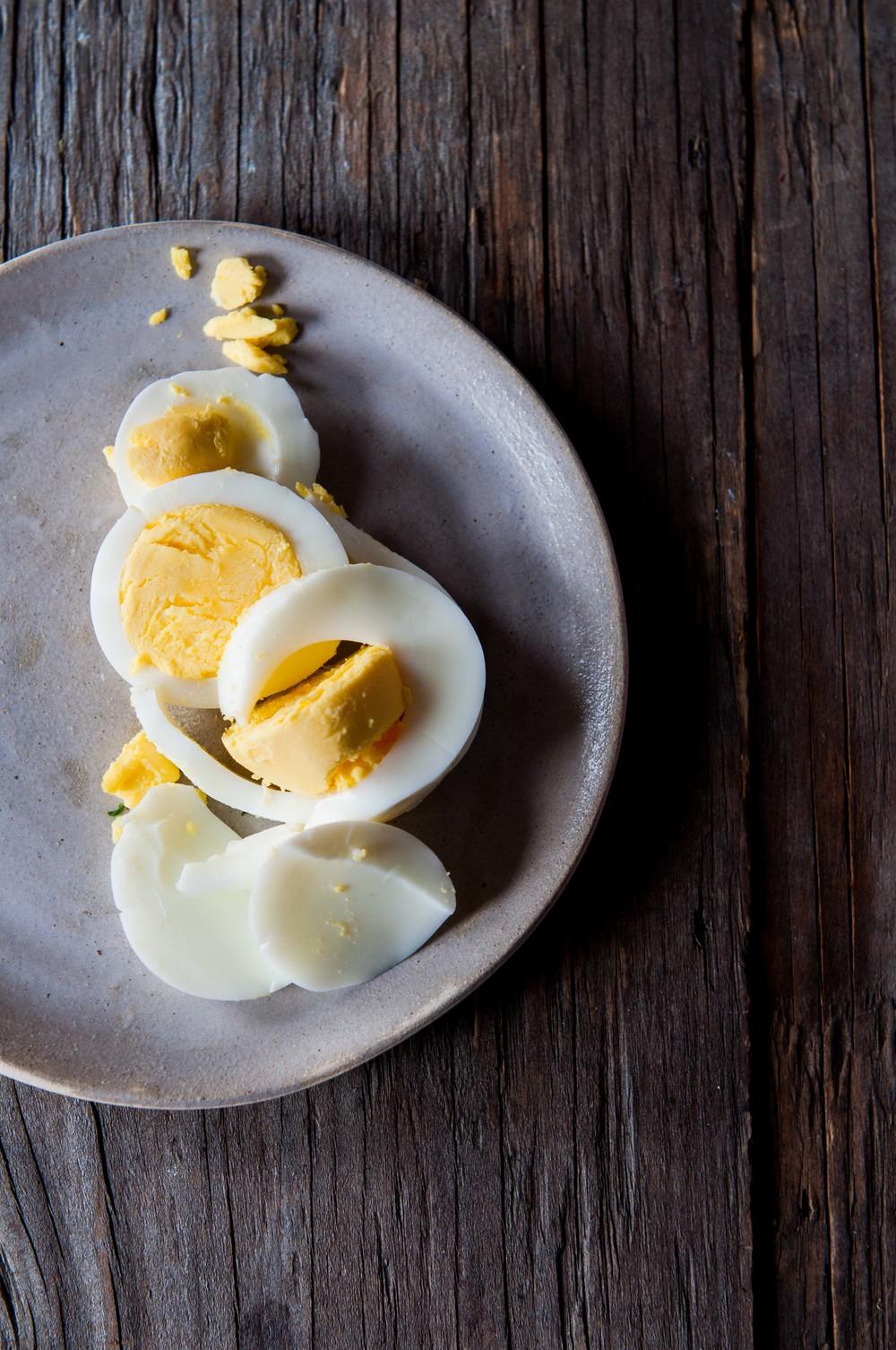 Boiled Egg Classique!