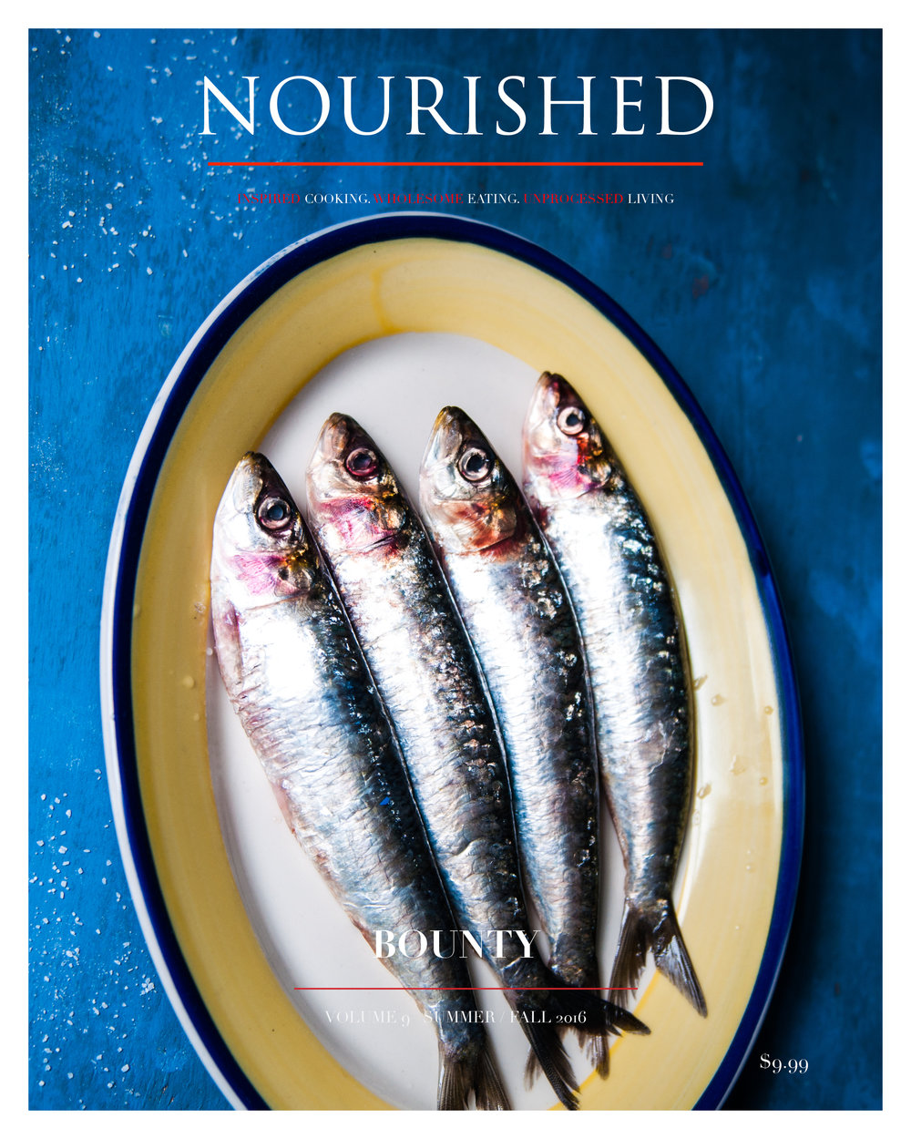 NOURISHED Vol 9 - BOUNTY