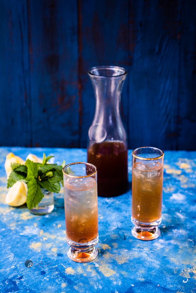 Tamarind - Lemon Cooler -