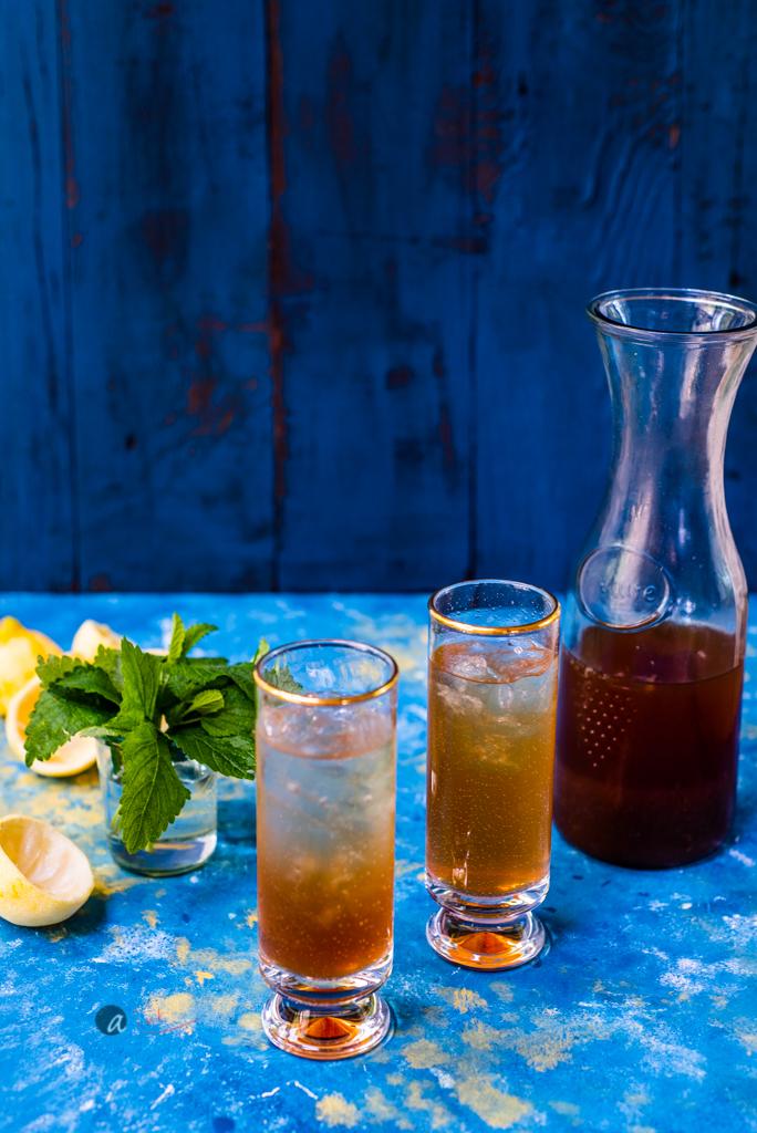 Tamarind & Lemon Balm - Summer Coolers