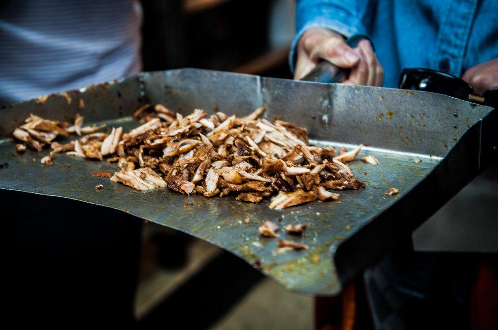 Chicken Shawarma! -