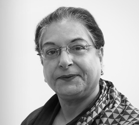 Hina Jilani presented a keynote speech at the conference. Photo courtesy re-envisioningpakistan.org