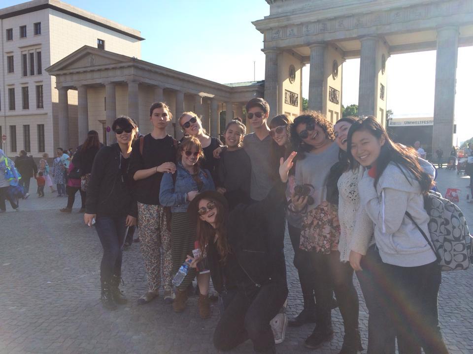 Summer Arts in Berlin '14
