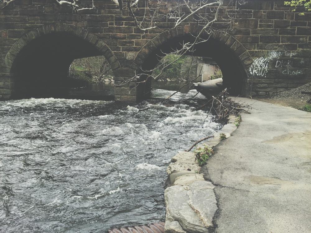 Riverside Walk Photo by Rachel Eager '17