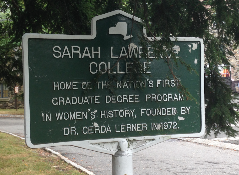 SLC's Women's History Program was the first of its kind. Photo by janaki chadha '17