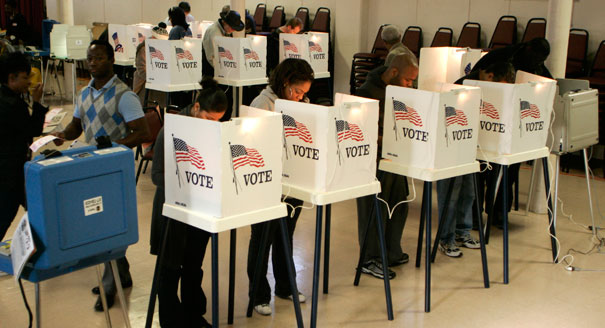 The 2014 election had the worst voter turnout in the past 72 years of American history. Photo courtesy of Reuters.
