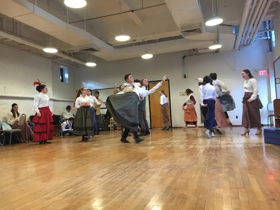 Performance> The Musical Theatre Collective Prepares for first performance