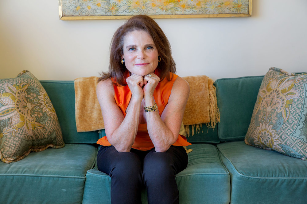 Actress and slc alumna Tovah feldshuh. photo courtesy of the new york times.