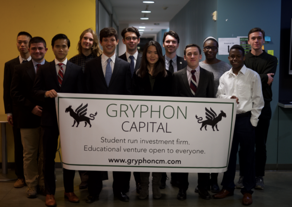 Gryphon Capital.