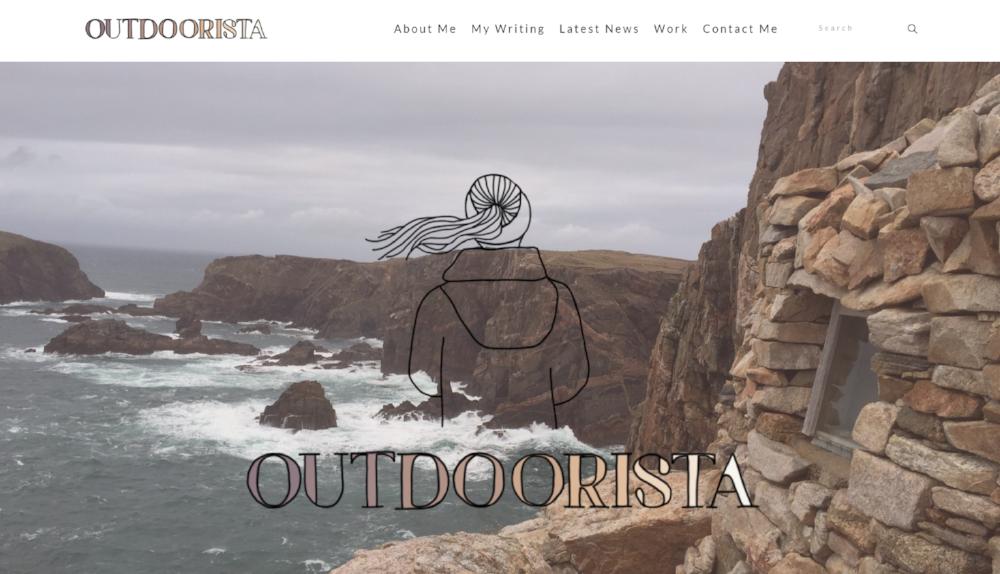 Outdoorista Homepage
