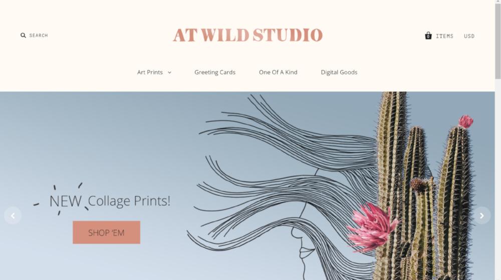 At Wild Studio