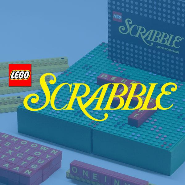 Lego Scrabble
