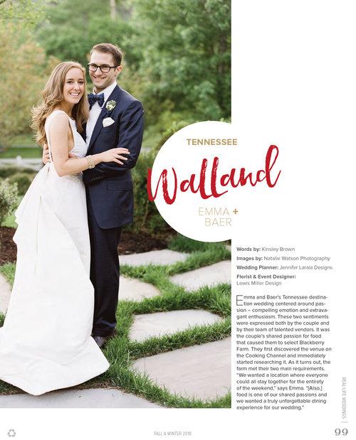 4a2733ccc5fc Emma and Baer's Blackberry Farm Wedding — Nashville Photographer ...