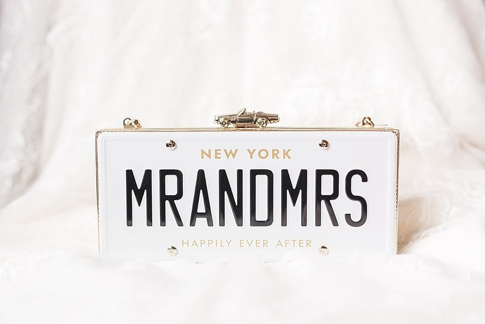 Mr and Mrs License Plate - Wedding Photography