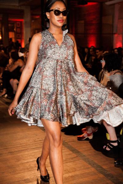 Designer Cari Borja/Clothesmaker