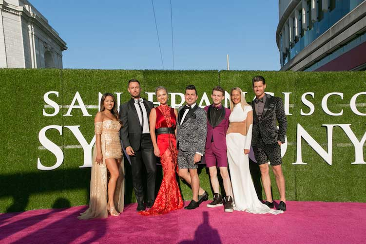 "HAUTE LIVING -- ""Inside the San Francisco Symphony Gala"" The San Francisco fall social season started with a triumphant bang, and JAKE brought an irreverent level of fashion to the night. [ Read More... ]"