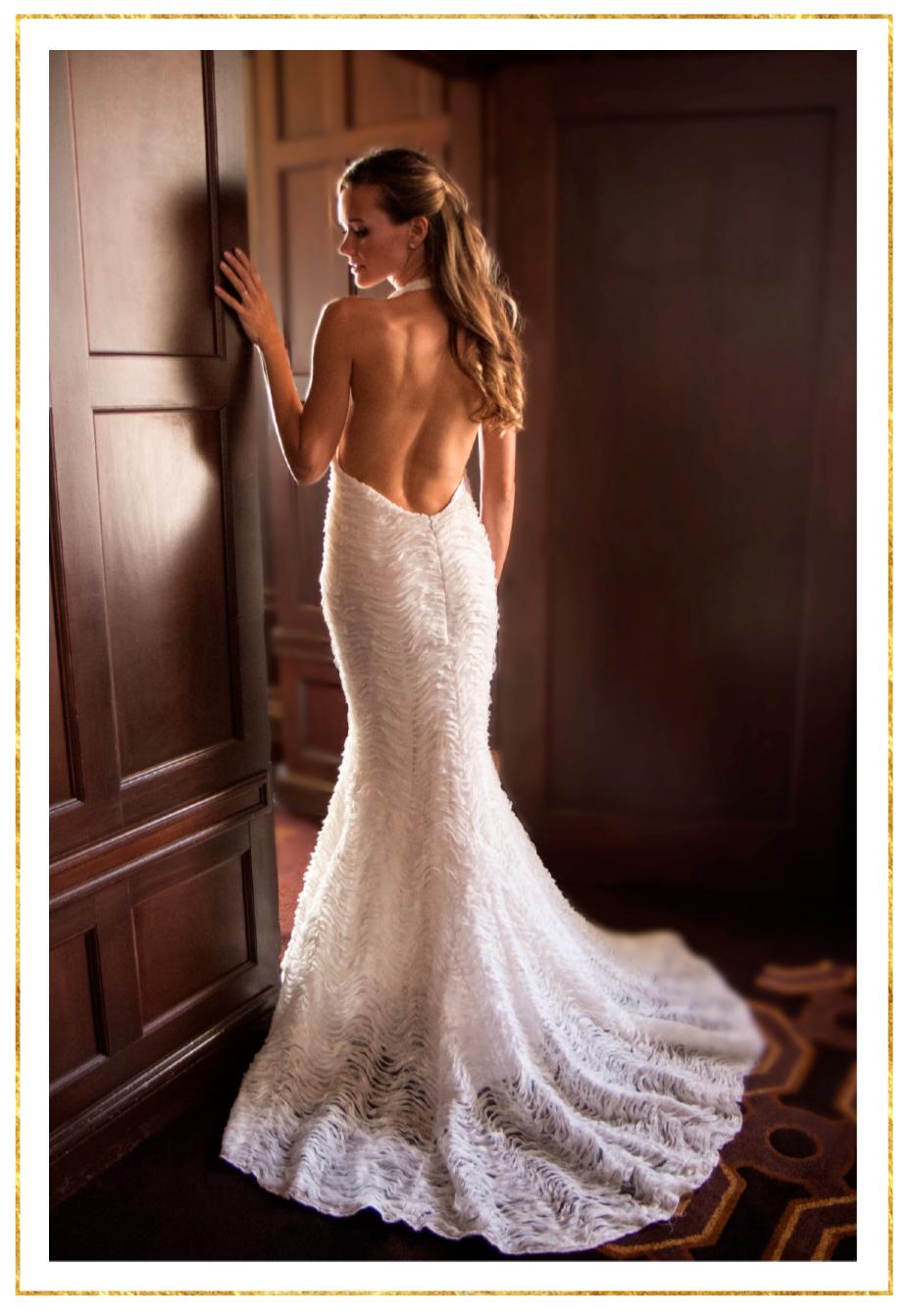 The Trevi Mermaid Dress