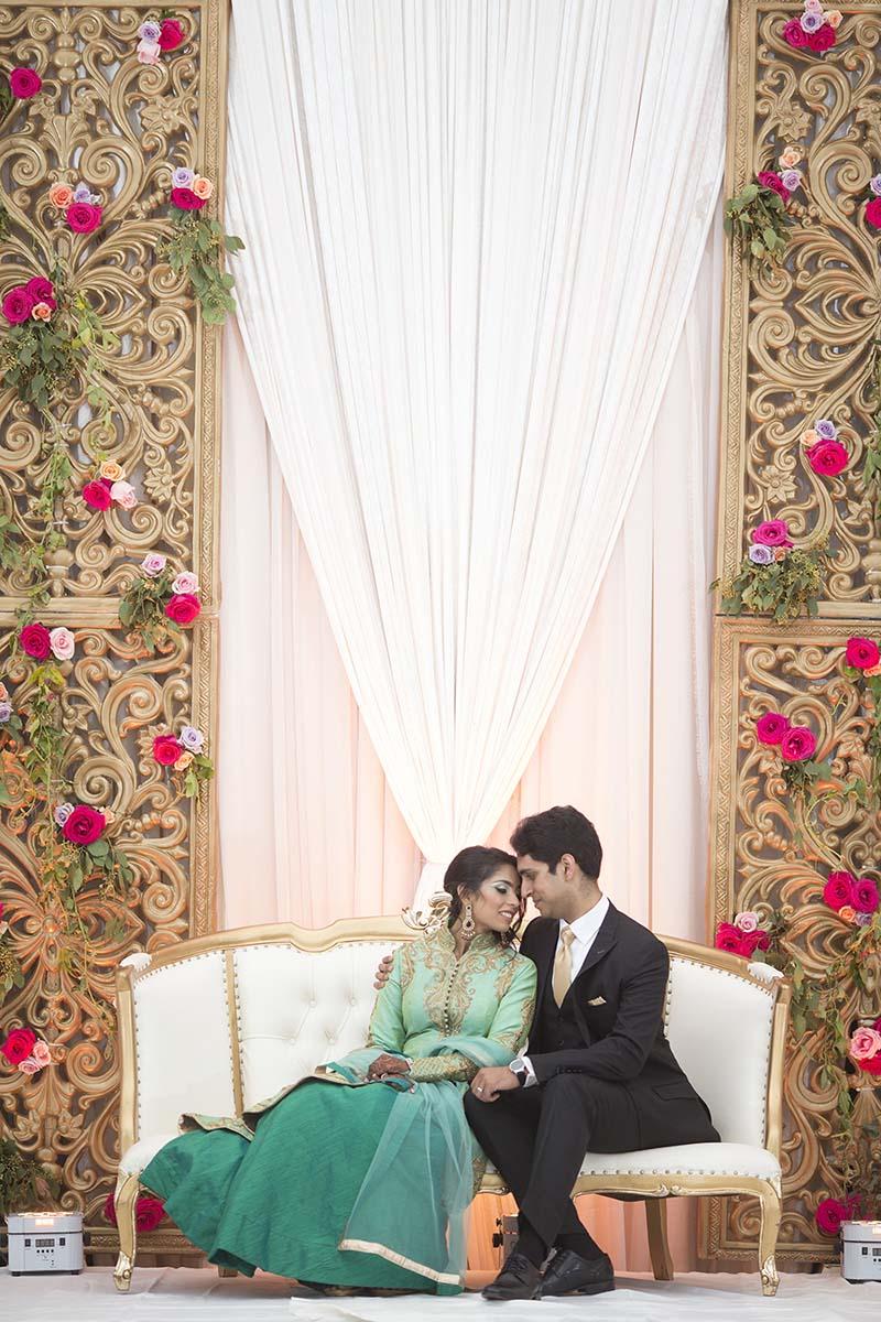 Rucha Heda and Priam Mukundan