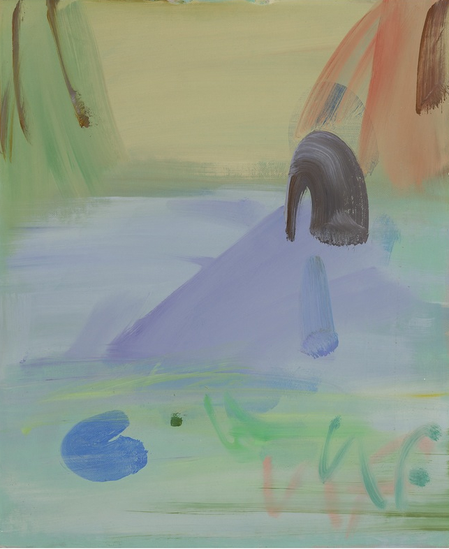 "SAMUEL SYDNEY FULLBROOK (1922–2004) ""Pond"""