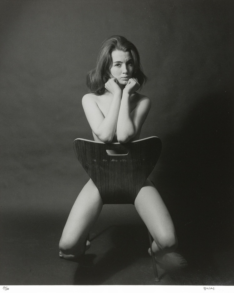 LEWIS MORLEY - CHRISTINE KEELER, 1963