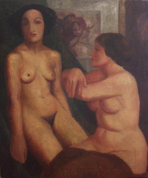 Eric Wilson - Nudes, c1938