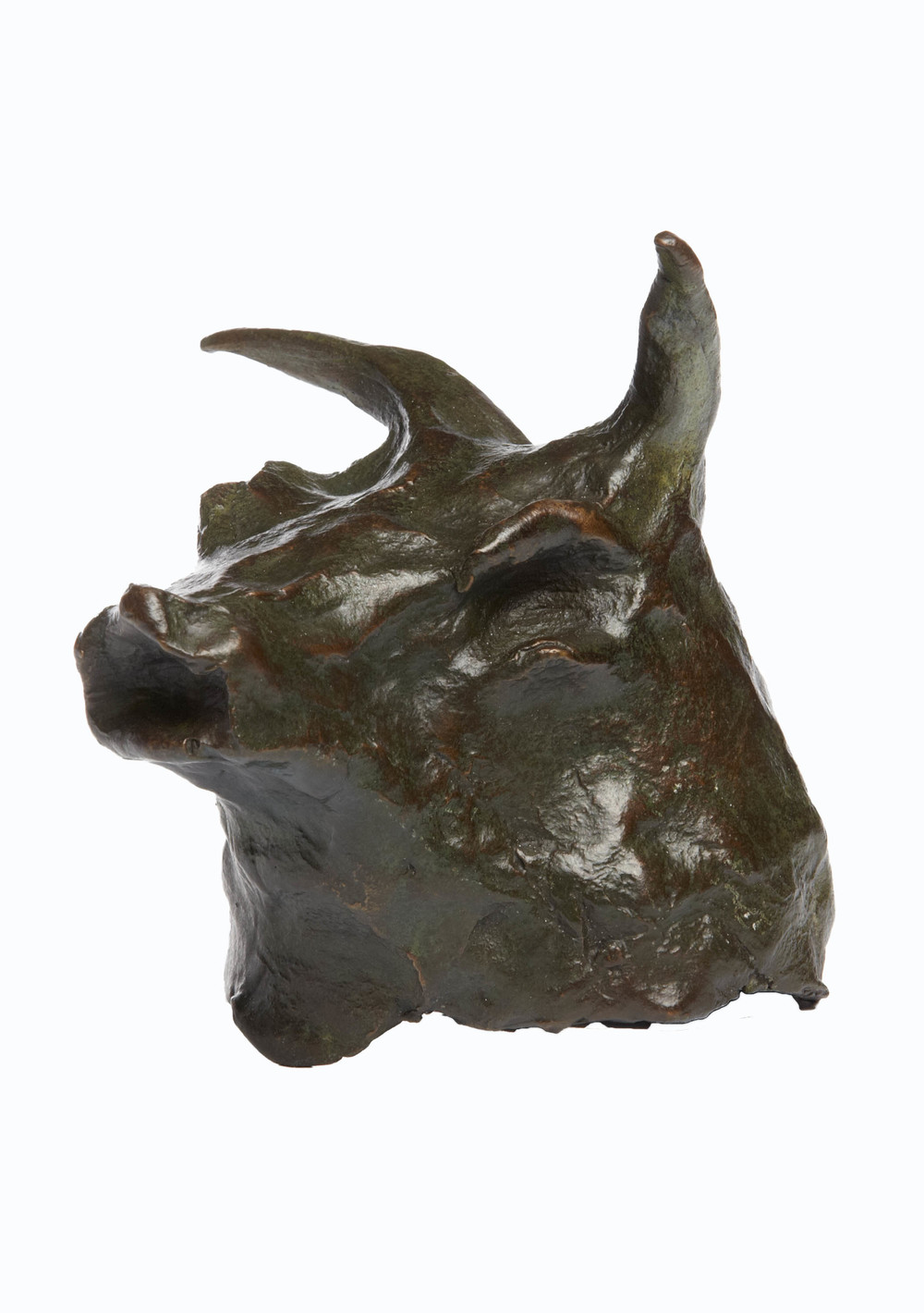 Adam Cullen - Bull's Head, 2011