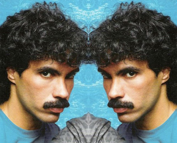 What's better than one John Oates? Two John Oates.  Vintage .