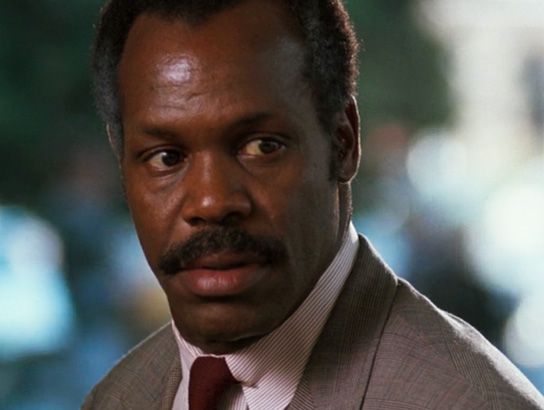 "Danny Glover. Say it with me now,  ""I'm too old . . ."""