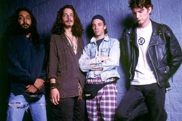 Soundgarden. RIP Chris.