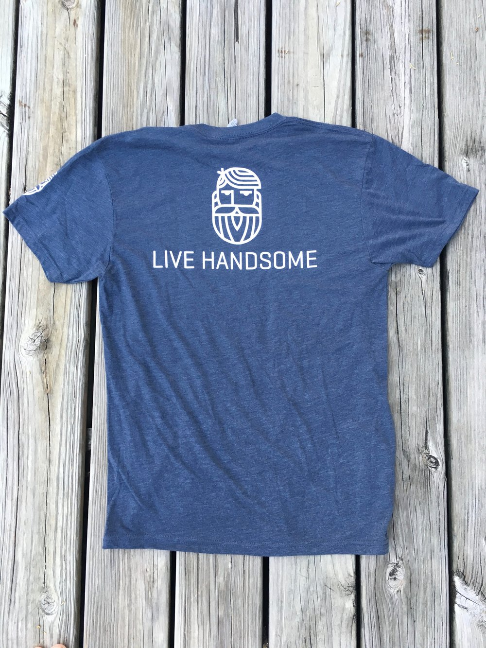 Men's Live Handsome shirt