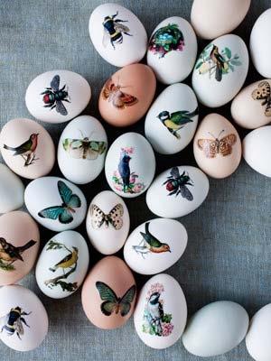Tattoo Eggs