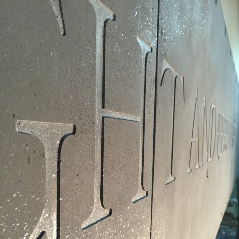 Vertical-Wall-Concrete-Engraving