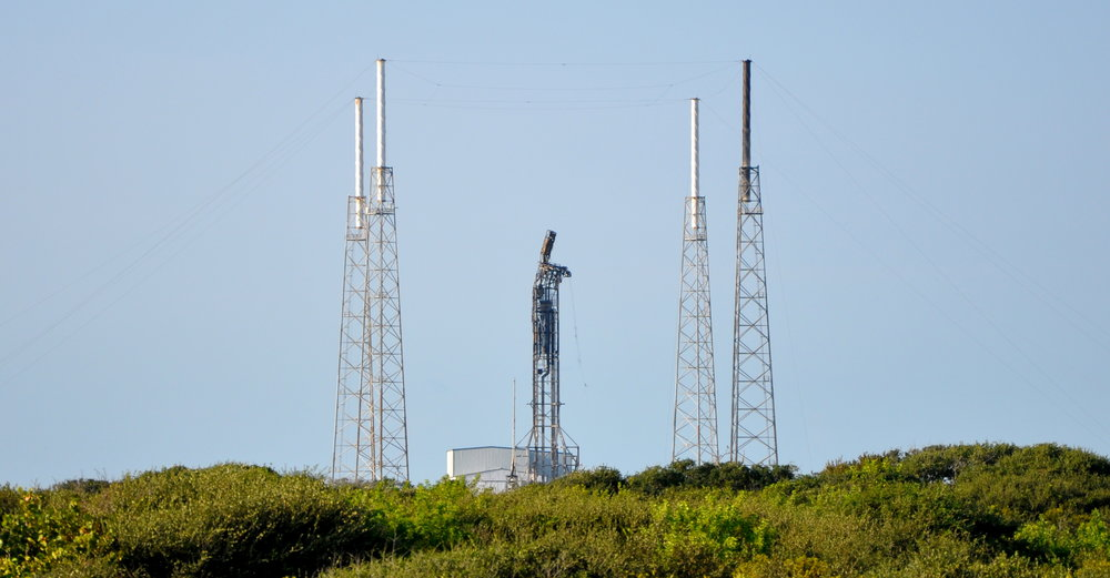 SpaceX SLC 40 Post Fast Fire 2