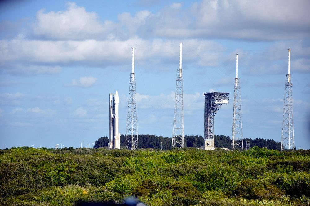 Atlas V Rollout 2