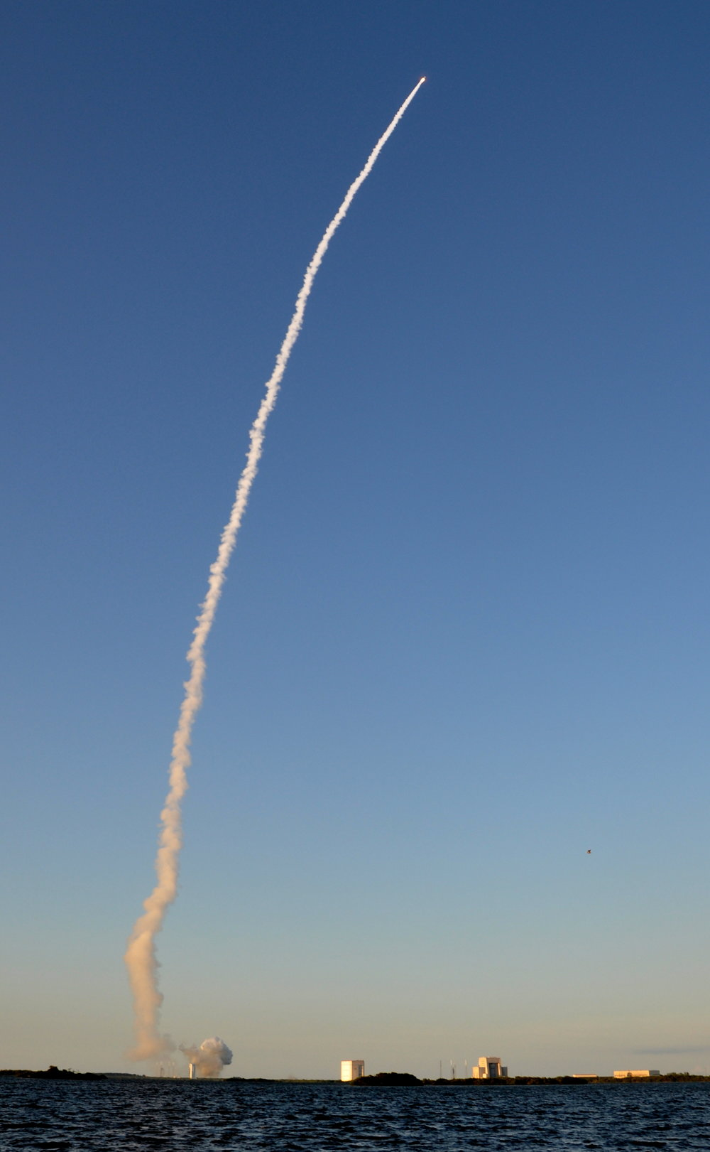 Streak Shot of Atlas V