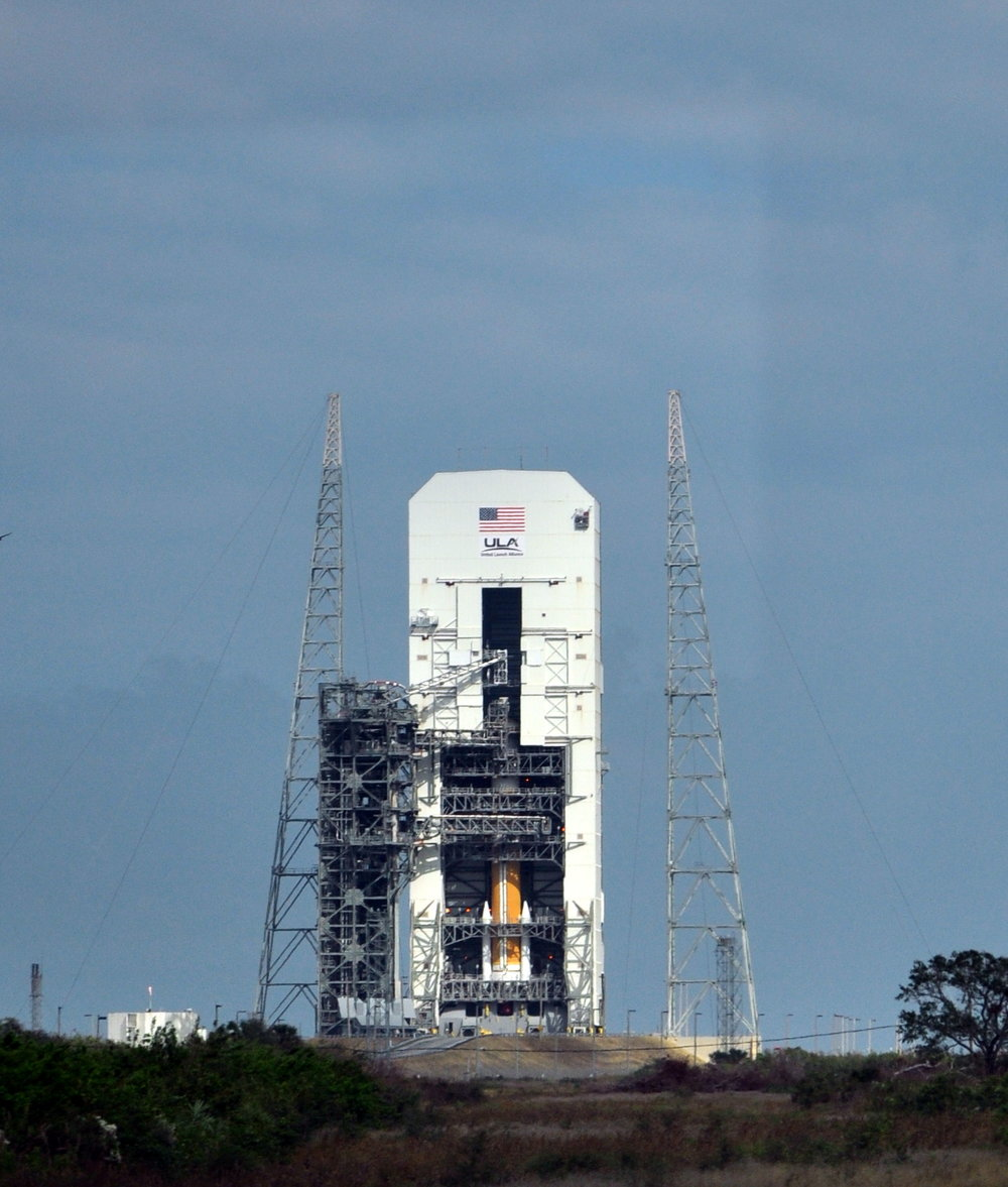 Delta IV Medium+ (4,2) Carrying WGS-8