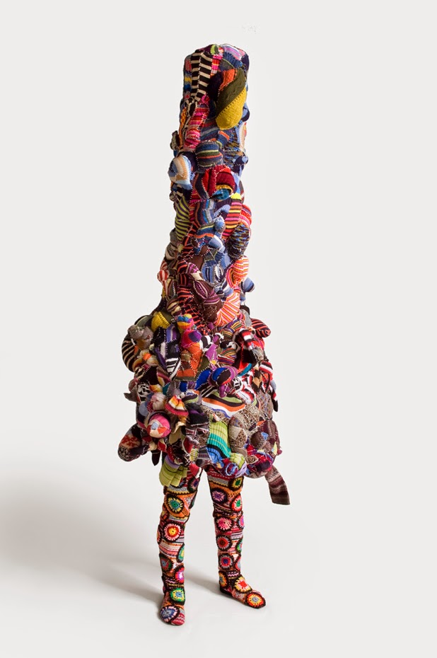 If you like this, (and how could you not?) you are going to want to check out more work by artist Nick Cave