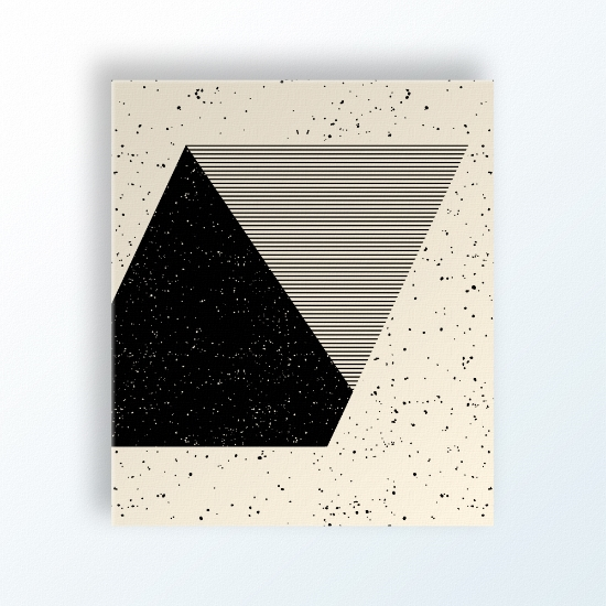 "Parallelogram 12""x14"" $76 Shop here"