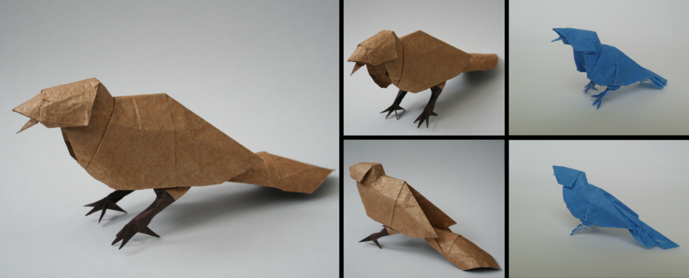 Origami Sparrow and Blue Bird.png