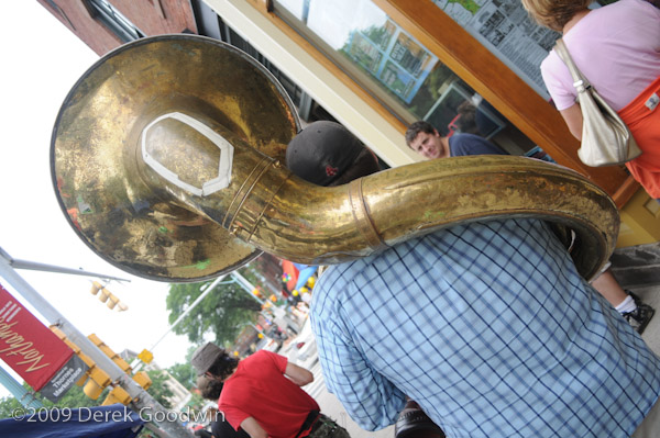 tuba or not tuba?
