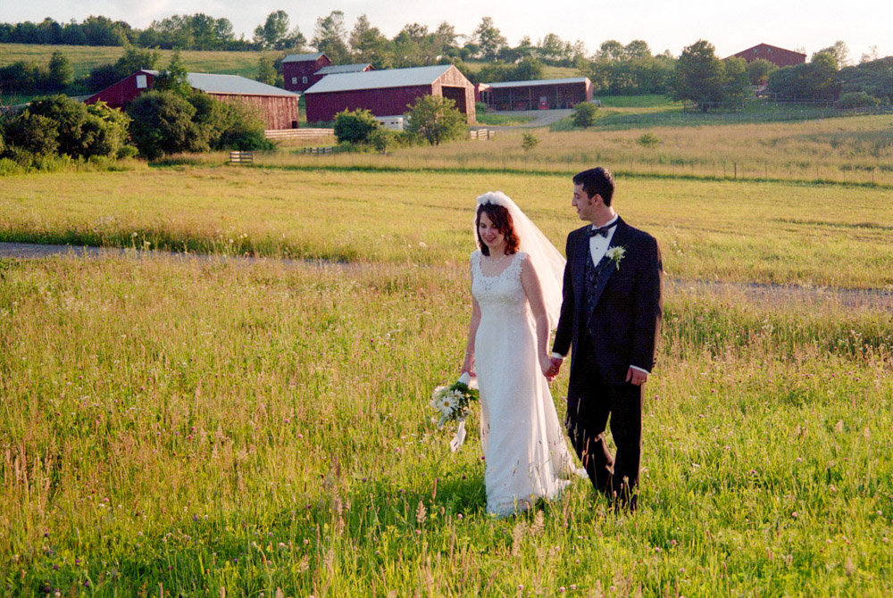 Farm Sanctuary Wedding