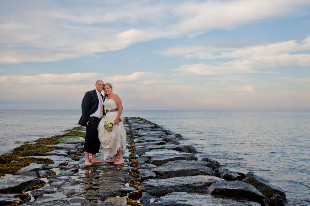 A Block Island Wedding