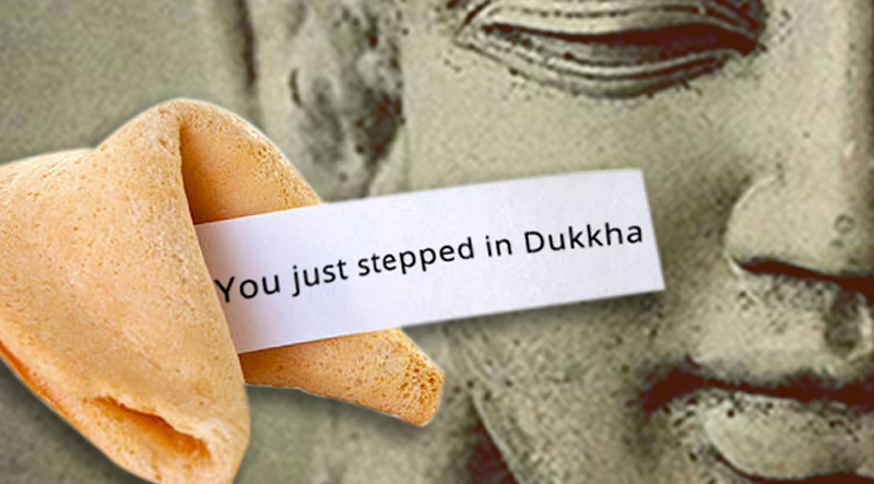 Your fortune is not looking so good...