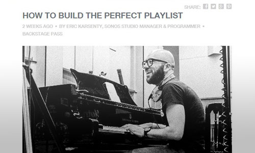 Sonos Blog | Sonos